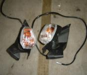 07-08 Kawasaki ZX6 Rear Blinkers