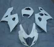 Aftermarket 05-06 Suzuki GSXR 1000  Fairing Kit including Nose, Left and Right Sides and tail section.