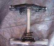 99-02 Yamaha R6 Upper and Lower Triple Tree with Steering Stem