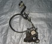 99-00 Honda CBR 600 F4 Rear Master Cylinder, Brake Lines and Caliper