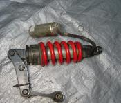 99-00 Honda CBR 600 F4 Rear Shock and Linkage