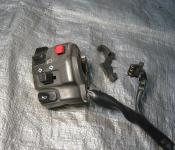 00-02 Kawasaki ZX6R / 05-08 ZZR600 Left Side Controls
