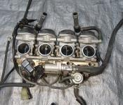 03-05 Yamaha R6 / 06-10 R6s Engine Throttle Body and Fuel Injectors