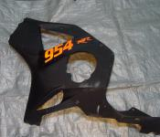 02-03 Honda CBR 954RR Fairing - Left