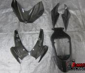 06-07 Suzuki GSXR 600 750 Fairing - Partial Carbon Fiber Kit