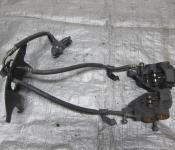 02-03 Yamaha R1 Front Master Cylinder, Brake Lines and Calipers