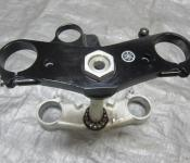 07-08 Yamaha R1 Upper and Lower Triple Tree with Steering Stem