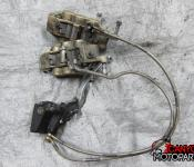 99-07 Suzuki GSXR 1300 Hayabusa Front Master Cylinder, Brake Lines and Calipers