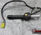 99-07 Suzuki GSXR 1300 Hayabusa Left Clipon and Controls