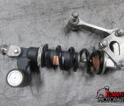 11-16 Suzuki GSXR 600 750 Rear Shock and Linkage