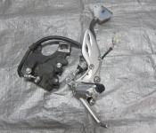 08-11 Suzuki GSXR 1300 Hayabusa Right Clipon and Controls