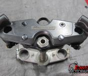 99-07 Suzuki GSXR 1300 Hayabusa Upper and Lower Triple Tree with Steering Stem