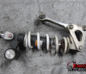 09-11 Suzuki GSXR 1000 Rear Shock and Linkage