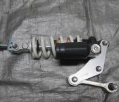 11-14 Kawasaki ZX10R Rear Shock and Linkage