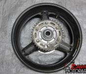 98-03 Suzuki TL 1000 R Rear Wheel with Sprocket and Rotor