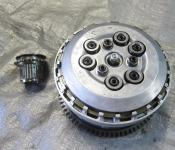 09-11 Suzuki GSXR 1000 Clutch Basket and Plates