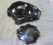 09-11 Suzuki GSXR 1000 Aftermarket R&G Racing Clutch and Stator Covers