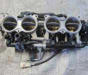 09-11 Suzuki GSXR 1000 Throttle Body Assembly