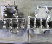 09-11 Suzuki GSXR 1000 Engine Cases