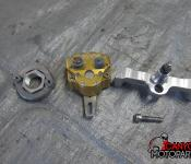 07-08 Suzuki GSXR 1000 Aftermarket Scotts Steering Damper