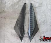 11-16 Suzuki GSXR 600 750 Fuel Tank Side Accent Panels