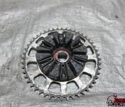 08-14 Yamaha YZF R6 Rear Sprocket and Hub