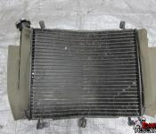03-05 Yamaha R6 / 06-10 R6s Radiator and Fans