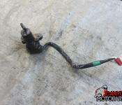 08-16 Yamaha YZF R6 Lock - Ignition and Key
