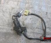 05-06 Kawasaki ZX636 Lock Set - Ignition