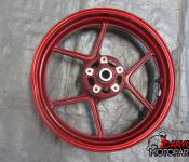 05-06 Kawasaki ZX636 Front Wheel - BENT