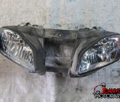 08-16 Yamaha YZF R6 Headlight