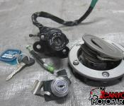 08-14 Yamaha YZF R6 Lock Set