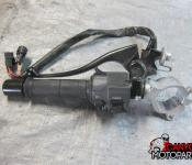 11-15 Kawasaki ZX10R Left Clipon and Controls