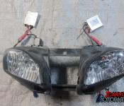 08-16 Yamaha YZF R6 Headlights with HID