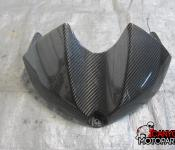 08-16 Yamaha YZF R6 Fuel Tank Cover - Carbon Look