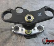 11-18 GSXR 600 750 Upper and Lower Triple Tree with Steering Stem