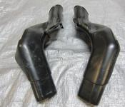 99-07 Suzuki GSXR 1300 Hayabusa Left and Right Ram Air Ducts