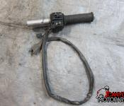 99-07 Suzuki GSXR 1300 Hayabusa Right Clipon and Controls