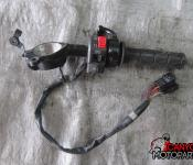 07-08 Kawasaki ZX6 Right Clipon and Controls