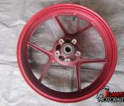 07-08 Kawasaki ZX6 Front Wheel - BENT