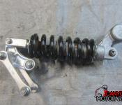 08-17 Suzuki GSXR 1300 Hayabusa Rear Shock and Linkage