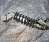 08-11 Suzuki GSXR 1300 Hayabusa Rear Shock and Linkage