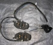 08-11 Suzuki GSXR 1300 Hayabusa Front Master Cylinder, Brake Lines and Calipers