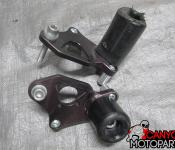 08-09 Suzuki GSXR 600 750 Frame Sliders - No Cut