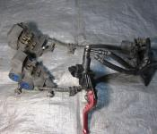03-05 Yamaha R6 / 06-10 R6s Front Master Cylinder, Brake Lines and Calipers