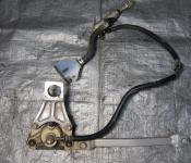 99-07 Suzuki GSXR 1300 Hayabusa Rear Master Cylinder, Brake Lines and Caliper