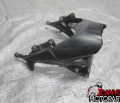 06-07 Honda CBR 1000RR Exhaust Heat Shield Plate Holder