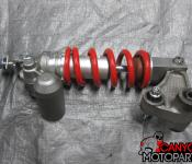 08-14 Yamaha YZF R6 Rear Shock and Linkage