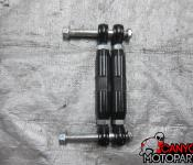 08-14 Yamaha YZF R6 Aftermarket Adjustable Lowering Links