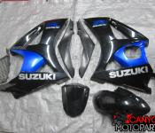 07-08 Suzuki GSXR 1000 Fairing - Partial Kit
